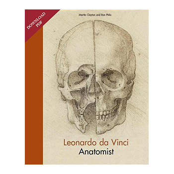 Cover for Leonardo da Vinci: Anatomist