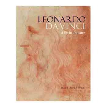 Leonardo da Vinci: A Life in Drawing book cover