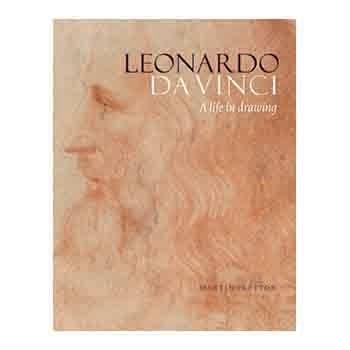 Leonardo da Vinci: A Life in Drawing book cover
