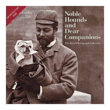 Cover for Noble Hounds and Dear Companions