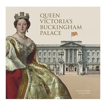 Queen Victoria's Buckingham Palace cover image