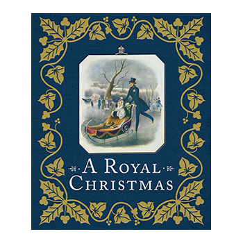 A Royal Christmas book cover