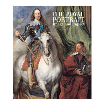 Cover for The Royal Portrait