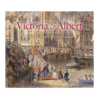Victoria & Albert: Our lives in watercolour cover image