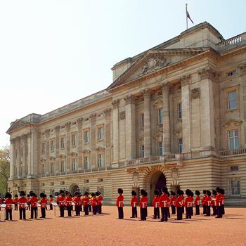 Buckingham Palace London State Rooms