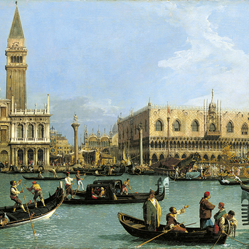 Canaletto & the Art of Venice