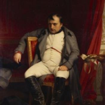 Napoleon Bonaparte, RCIN 405838
