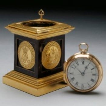 Queen Charlotte's Watch, Thomas Mudge