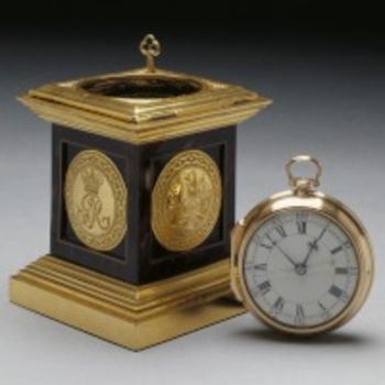 Queen Charlotte's Watch, Thomas Mudge