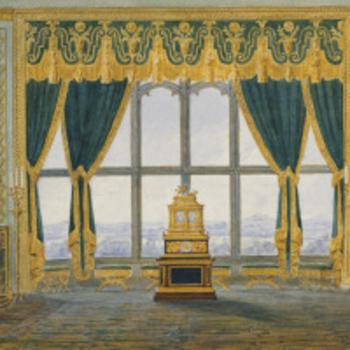 Green Drawing Room, Windsor Castle