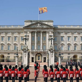 Welcome to Buckingham Palace film