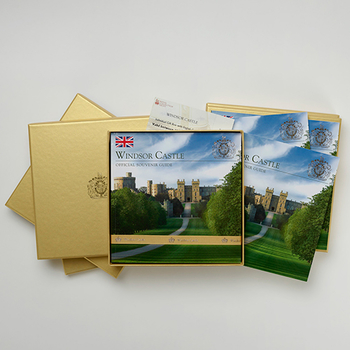 Windsor Castle gift box