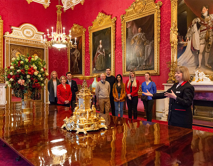 Buckingham Palace Exclusive Guided Tour