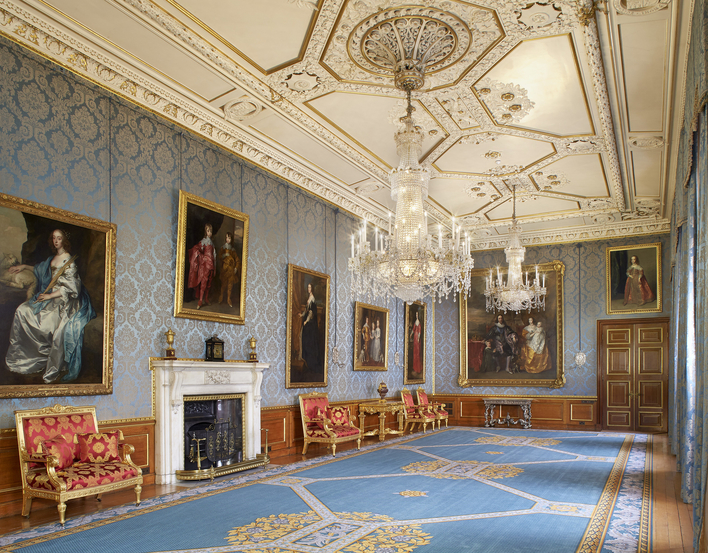 The Queen's Gallery at Windsor
