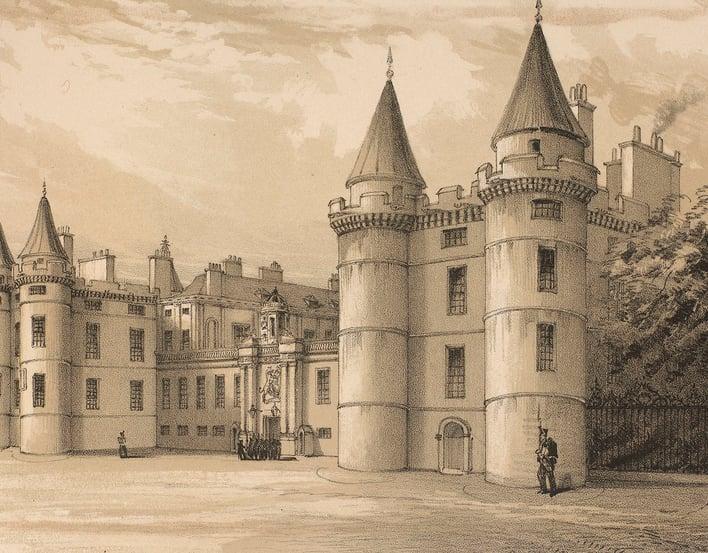 Charles II's Palace