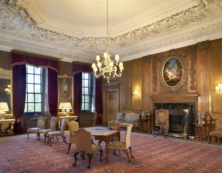 Privy Chamber at the Palace of Holyroodhouse