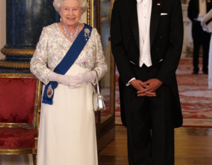 About Buckingham Palace