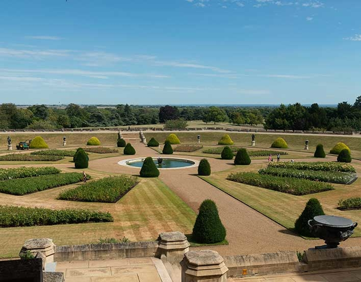 East Terrace Garden, Windsor Castle