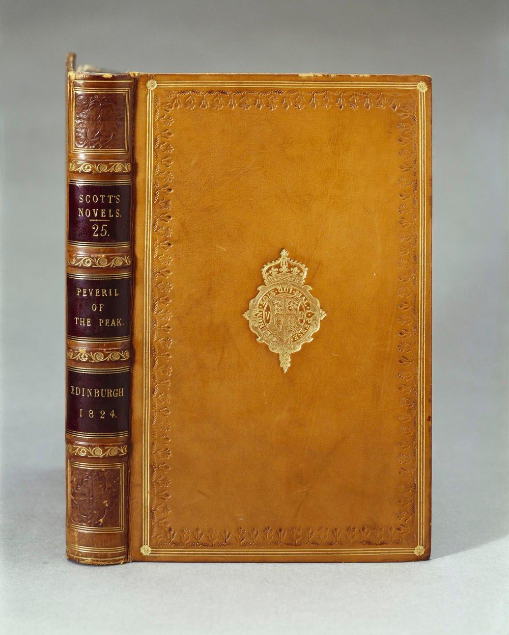 Novel by Walter Scott